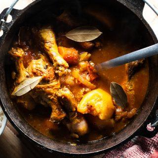Honest Chicken Stew